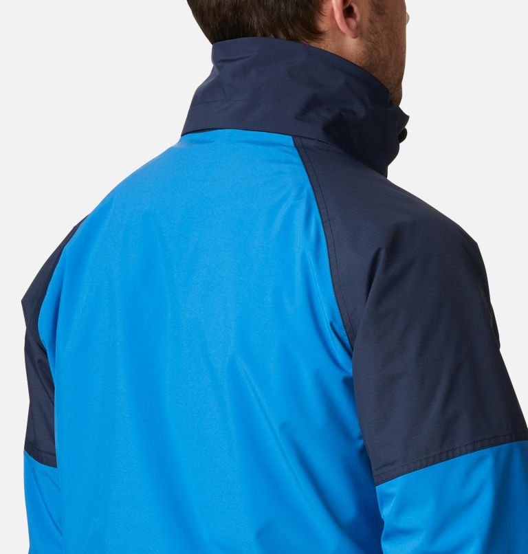 Post Canyon™ IC Jacket | 432 | XXL Men's Post Canyon™ Interchange Jacket, Bright Indigo, Collegiate Navy, a6