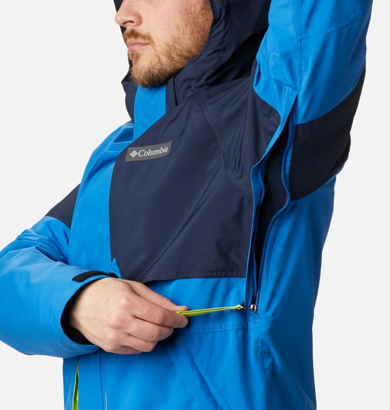 Post Canyon™ IC Jacket | 432 | XXL Men's Post Canyon™ Interchange Jacket, Bright Indigo, Collegiate Navy, a7
