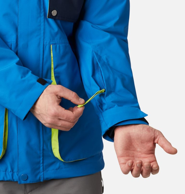 Post Canyon™ IC Jacket | 432 | XXL Men's Post Canyon™ Interchange Jacket, Bright Indigo, Collegiate Navy, a8