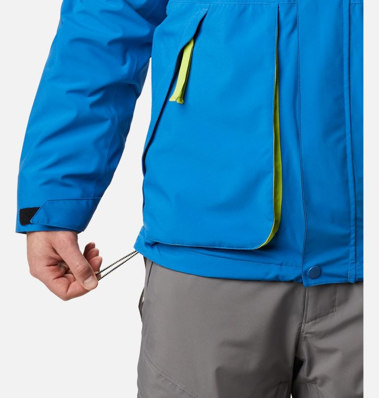 Post Canyon™ IC Jacket | 432 | XXL Men's Post Canyon™ Interchange Jacket, Bright Indigo, Collegiate Navy, a9