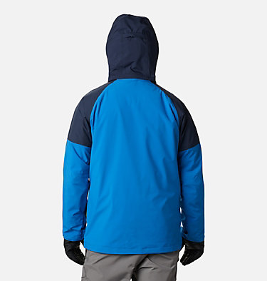 Men's Post Canyon™ Interchange Jacket Post Canyon™ IC Jacket | 432 | S, Bright Indigo, Collegiate Navy, back