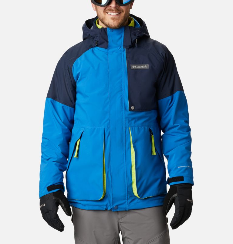 Post Canyon™ IC Jacket | 432 | XXL Men's Post Canyon™ Interchange Jacket, Bright Indigo, Collegiate Navy, front