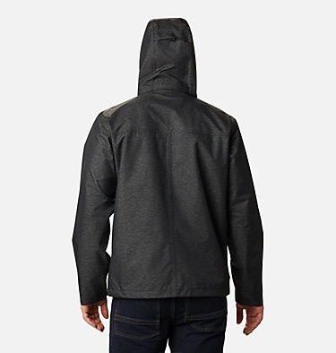 Men's Otira Pass™ Jacket Otira Pass™ Jacket | 010 | XL, Black, Denim, back