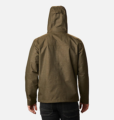 Men's Otira Pass™ Jacket Otira Pass™ Jacket | 010 | XL, Olive Green, Denim, back