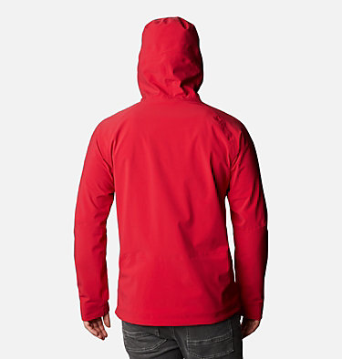 Men's Beacon Trail Jacket Beacon Trail™Jacket | 432 | XL, Mountain Red, back