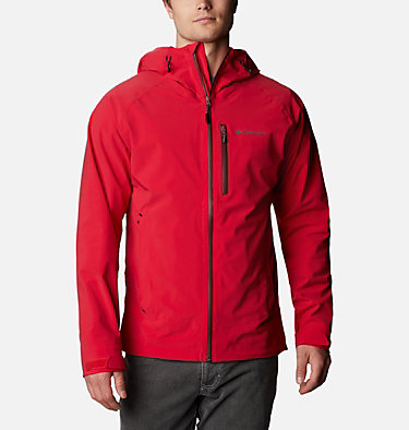 Men's Beacon Trail Jacket Beacon Trail™Jacket | 432 | XL, Mountain Red, front