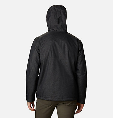 Men's Ridge Gates™ Insulated Jacket Ridge Gates™ Insulated Jacket | 011 | XXL, Black, Denim, back