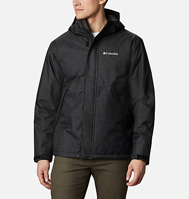 Men's Ridge Gates™ Insulated Jacket Ridge Gates™ Insulated Jacket | 011 | XXL, Black, Denim, front
