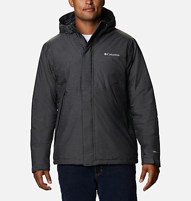Men's Ridge Gates™ Insulated Jacket Ridge Gates™ Insulated Jacket | 011 | XXL, Shark Slub, front