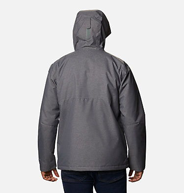 Men's Ridge Gates™ Insulated Jacket Ridge Gates™ Insulated Jacket | 011 | XXL, City Grey, Denim, back