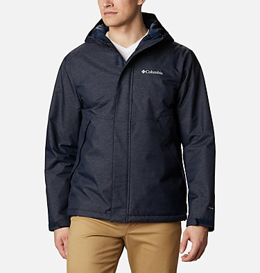 Men's Ridge Gates™ Insulated Jacket Ridge Gates™ Insulated Jacket | 011 | XXL, Collegiate Navy Denim, front