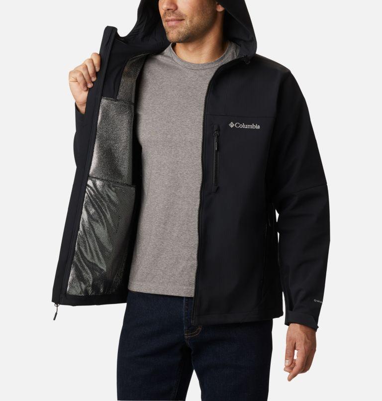 Men's Poplar Peak™ Hooded Softshell Jacket Men's Poplar Peak™ Hooded Softshell Jacket, a3
