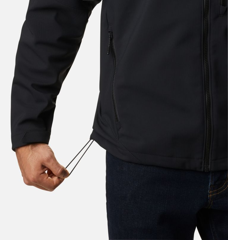 Men's Poplar Peak™ Hooded Softshell Jacket Men's Poplar Peak™ Hooded Softshell Jacket, a4