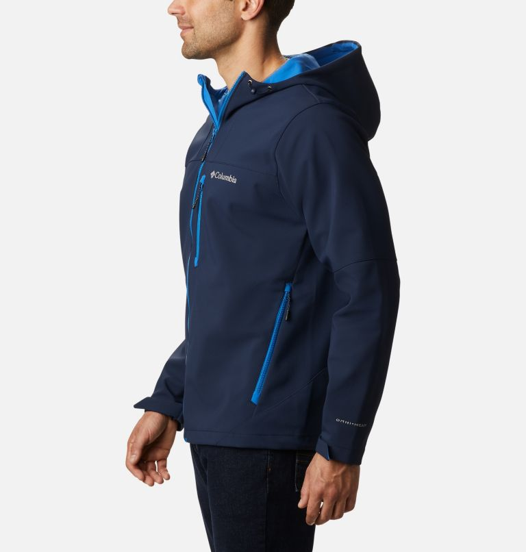 Men's Poplar Peak™ Hooded Softshell Jacket Men's Poplar Peak™ Hooded Softshell Jacket, a1