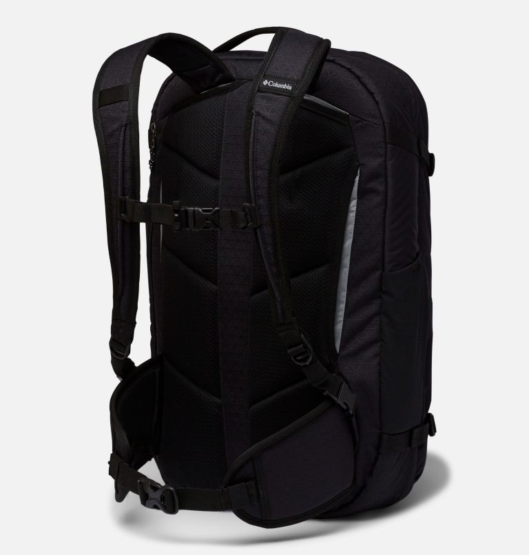 Mazama™ 34L Travel Backpack | 010 | O/S Mazama™ 34L Travel Backpack, Black, back