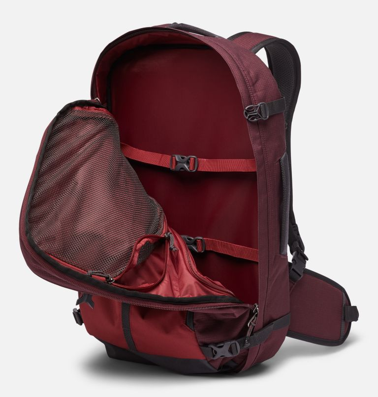 Mazama™ 34L Travel Backpack | 671 | O/S Mazama™ 34L Travel Backpack, Malbec, Marsala Red, a1