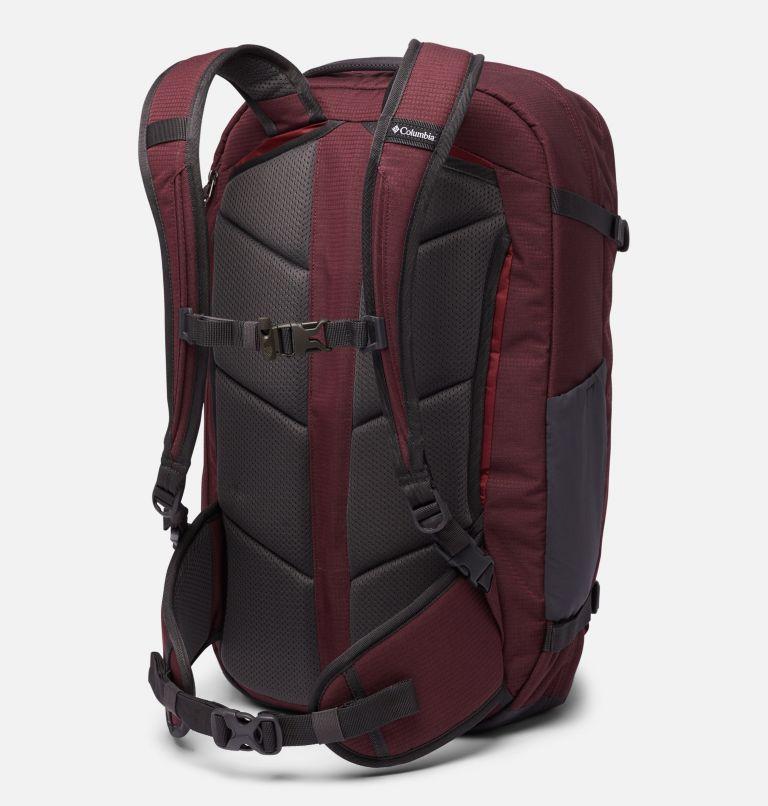 Mazama™ 34L Travel Backpack | 671 | O/S Mazama™ 34L Travel Backpack, Malbec, Marsala Red, back