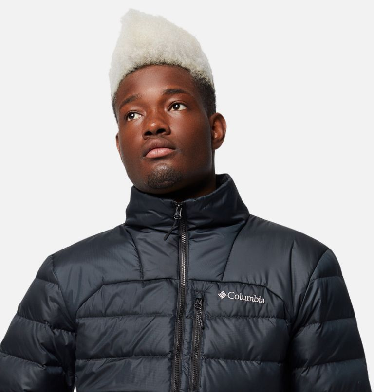 Autumn Park™ Down Jacket | 010 | S Men's Autumn Park™ Down Jacket, Black, a2