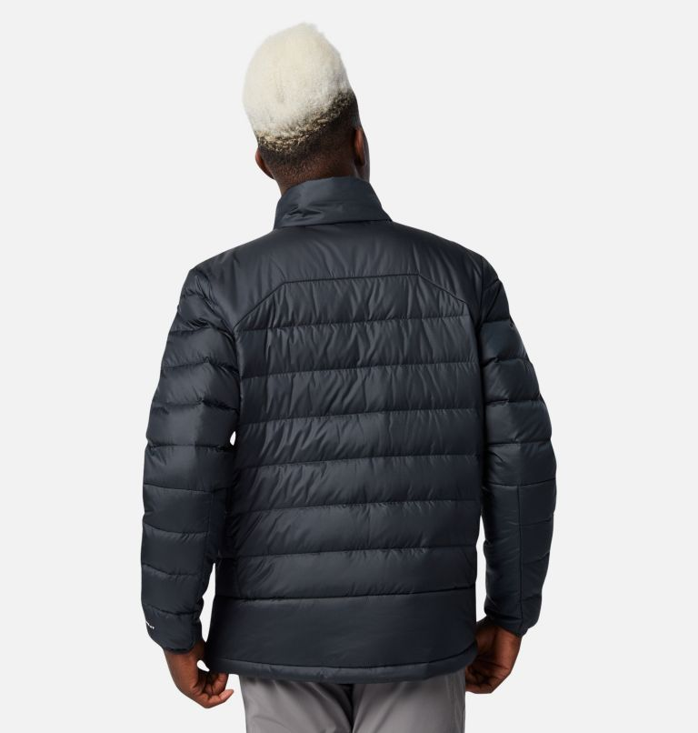 Autumn Park™ Down Jacket | 010 | M Men's Autumn Park™ Down Jacket, Black, back