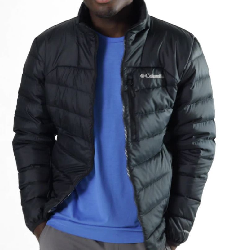 Autumn Park™ Down Jacket | 010 | S Men's Autumn Park™ Down Jacket, Black, video