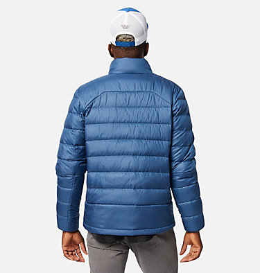 Men's Autumn Park™ Down Jacket Autumn Park™ Down Jacket | 010 | XXL, Night Tide, back