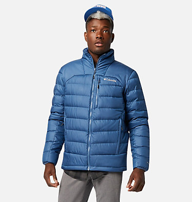 Men's Autumn Park™ Down Jacket Autumn Park™ Down Jacket | 010 | XXL, Night Tide, front