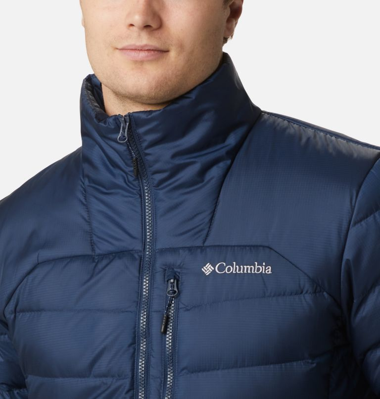 Autumn Park™ Down Jacket | 464 | S Men's Autumn Park™ Down Jacket, Collegiate Navy, a2