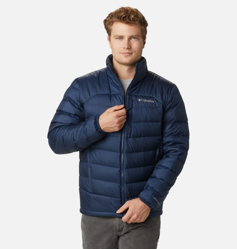 Autumn Park™ Down Jacket | 464 | L Men's Autumn Park™ Down Jacket, Collegiate Navy, a4