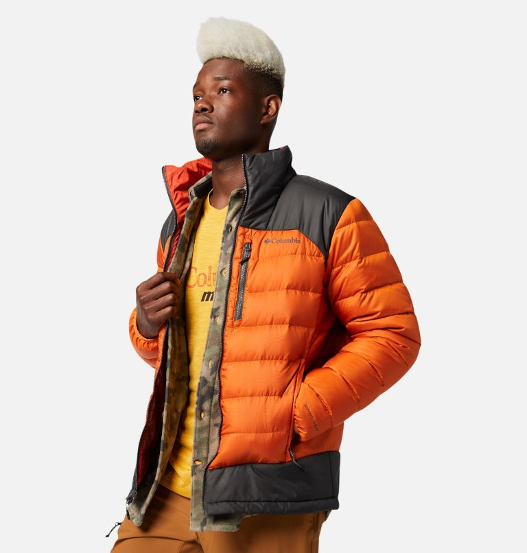 Autumn Park™ Down Jacket | 820 | M Men's Autumn Park™ Down Jacket, Harvester, Shark, a1