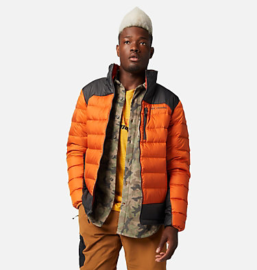 Men's Autumn Park™ Down Jacket Autumn Park™ Down Jacket | 010 | XXL, Harvester, Shark, front