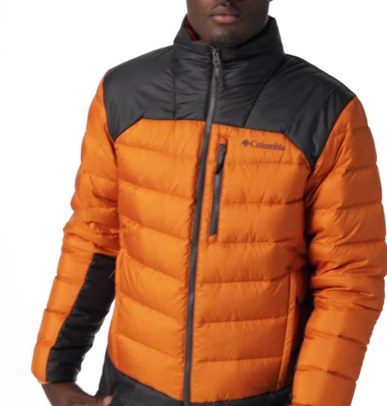 Autumn Park™ Down Jacket | 820 | M Men's Autumn Park™ Down Jacket, Harvester, Shark, video