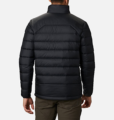 Giacca in piuma Autumn Park da uomo Autumn Park™ Down Jacket | 010 | S, Black, back