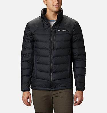 Giacca in piuma Autumn Park da uomo Autumn Park™ Down Jacket | 010 | S, Black, front