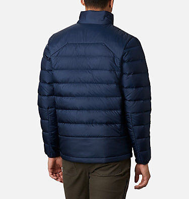 Giacca in piuma Autumn Park da uomo Autumn Park™ Down Jacket | 010 | S, Collegiate Navy, back