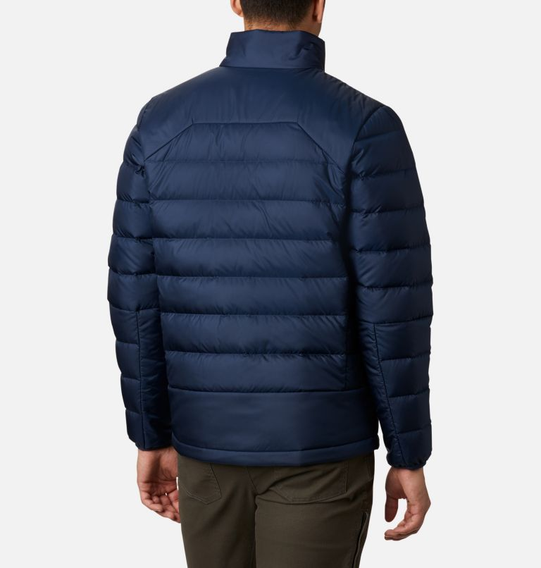 Men's Autumn Park Down Jacket Men's Autumn Park Down Jacket, back