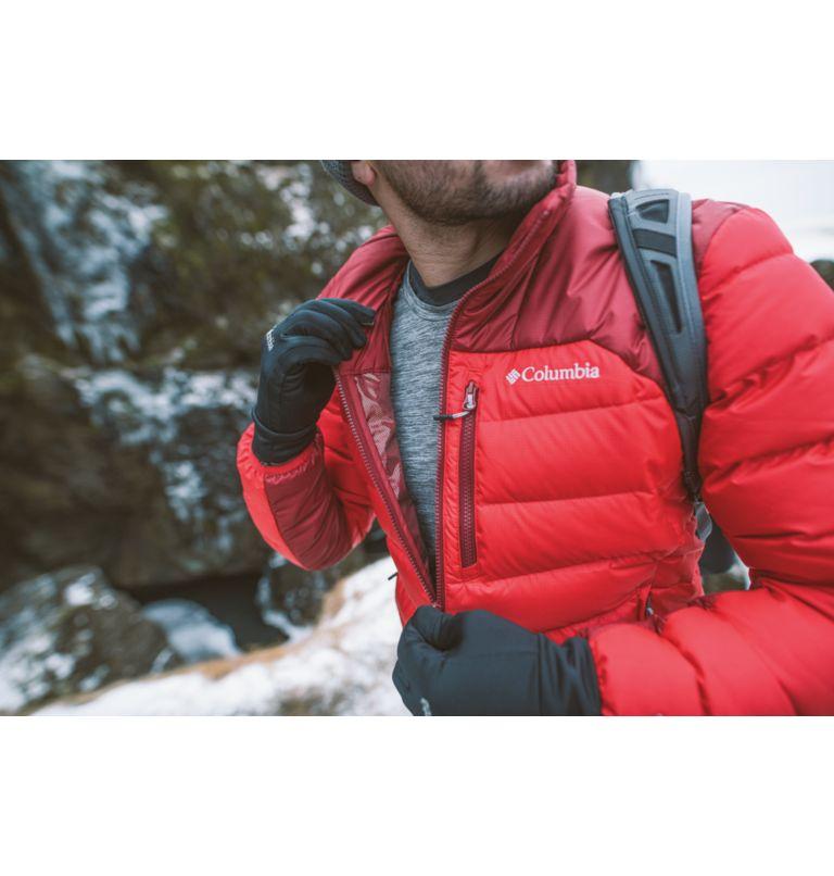 Autumn Park™ Down Jacket | 613 | S Men's Autumn Park Down Jacket, Mountain Red, Red Jasper, a5