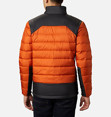 Giacca in piuma Autumn Park da uomo Autumn Park™ Down Jacket | 010 | S, Harvester, Shark, back