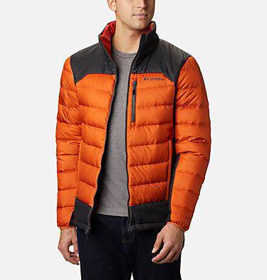 Giacca in piuma Autumn Park da uomo Autumn Park™ Down Jacket | 010 | S, Harvester, Shark, front