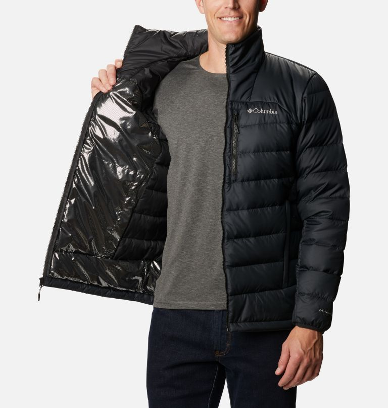 Men's Autumn Park™ Down Jacket - Big Men's Autumn Park™ Down Jacket - Big, a3