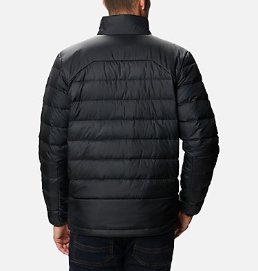 Men's Autumn Park™ Down Jacket - Tall Autumn Park™ Down Jacket | 397 | 2XT, Black, back