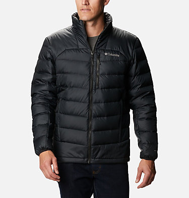 Men's Autumn Park™ Down Jacket - Tall Autumn Park™ Down Jacket | 397 | 2XT, Black, front