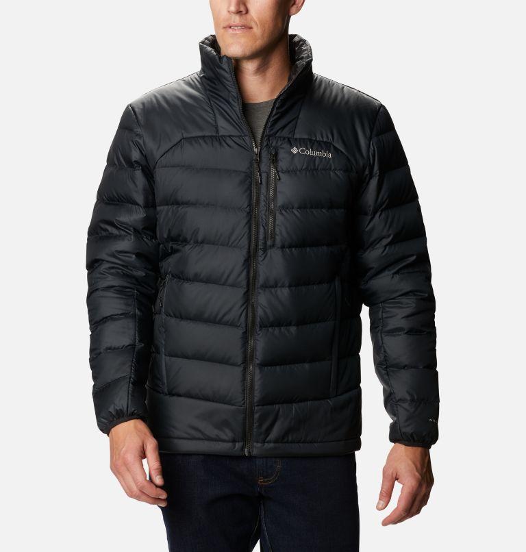 Manteau en duvet Autumn Park™ pour homme - Grandes tailles Manteau en duvet Autumn Park™ pour homme - Grandes tailles, front
