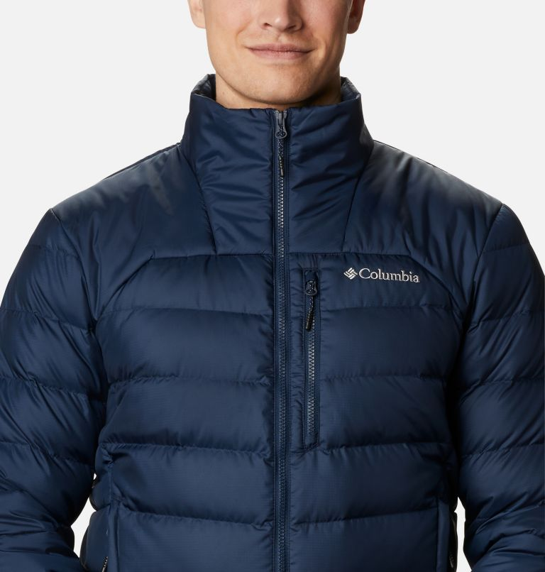 Autumn Park™ Down Jacket | 464 | 4XT Men's Autumn Park™ Down Jacket - Tall, Collegiate Navy, a2