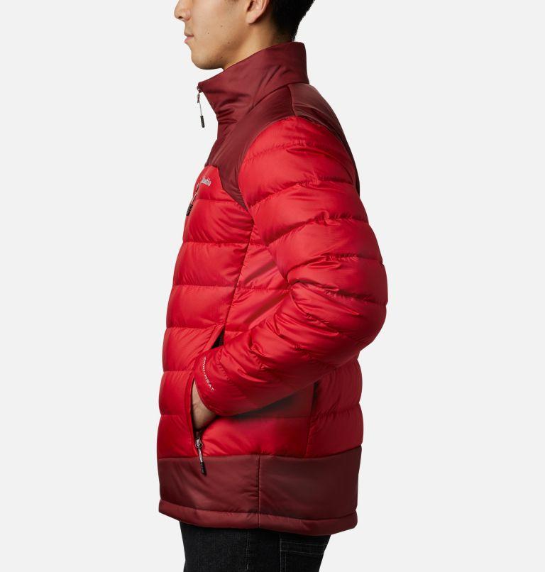 Autumn Park™ Down Jacket | 613 | 2XT Men's Autumn Park™ Down Jacket - Tall, Mountain Red, Red Jasper, a1