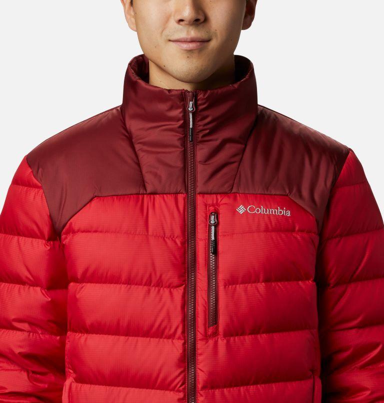 Autumn Park™ Down Jacket | 613 | 2XT Men's Autumn Park™ Down Jacket - Tall, Mountain Red, Red Jasper, a2