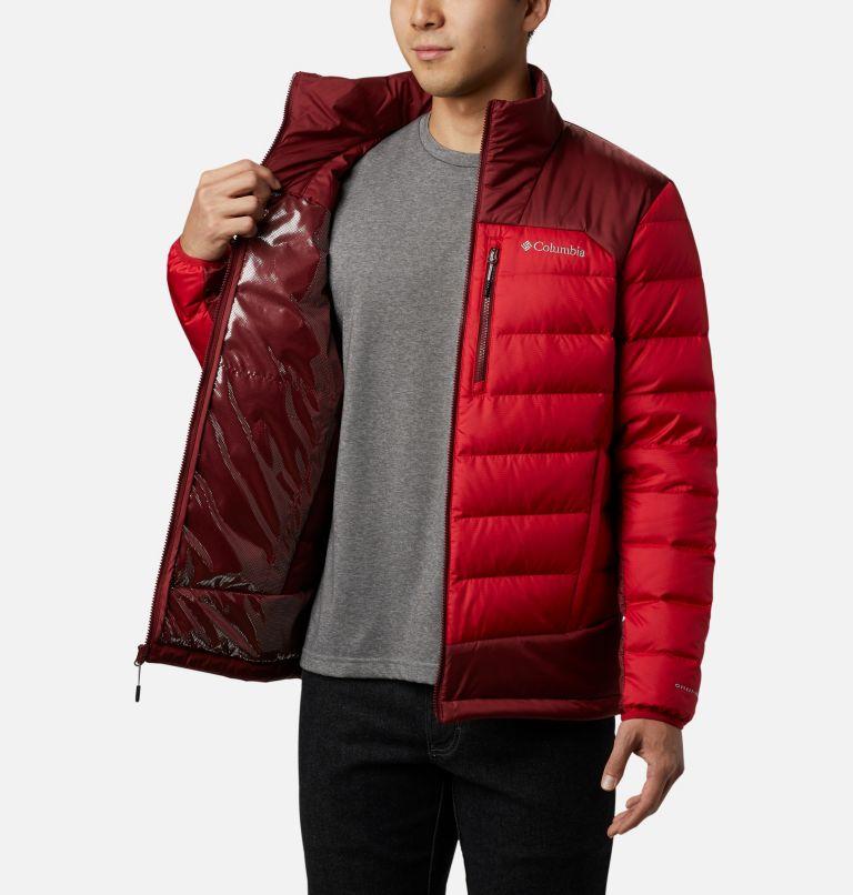 Autumn Park™ Down Jacket | 613 | 2XT Men's Autumn Park™ Down Jacket - Tall, Mountain Red, Red Jasper, a3
