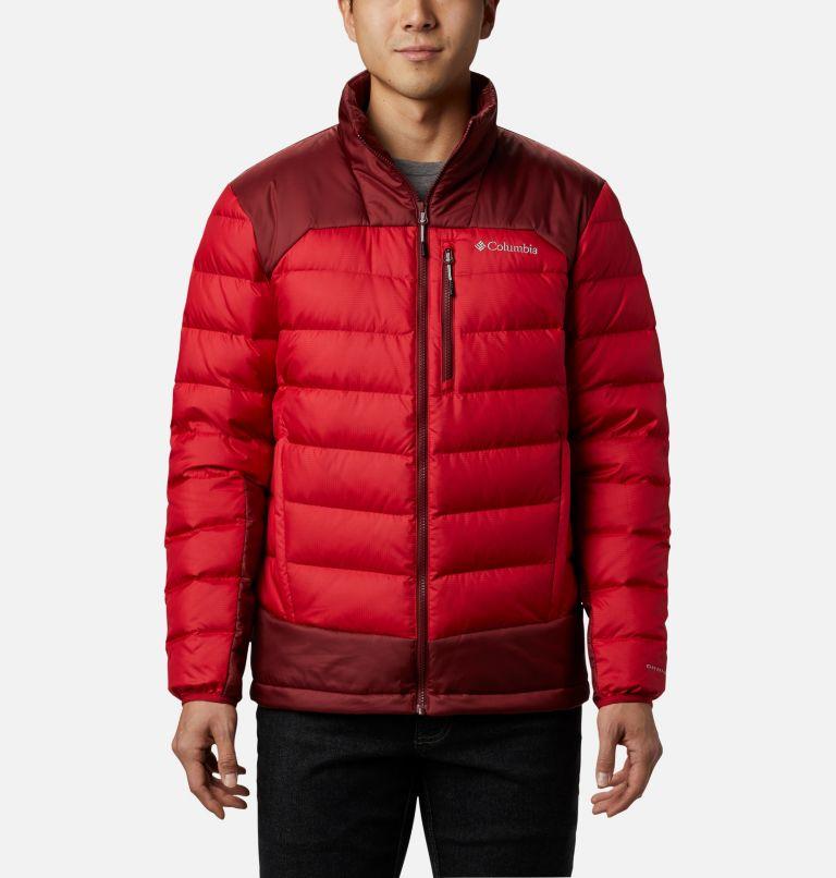Autumn Park™ Down Jacket | 613 | 2XT Men's Autumn Park™ Down Jacket - Tall, Mountain Red, Red Jasper, front