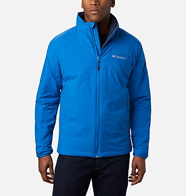 Men's Tandem Trail™ Jacket Tandem Trail™ Jacket | 010 | M, Bright Indigo, front