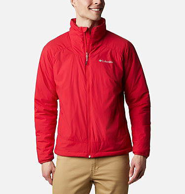 Veste Tandem Trail™ homme Tandem Trail™ Jacket | 010 | M, Mountain Red, front