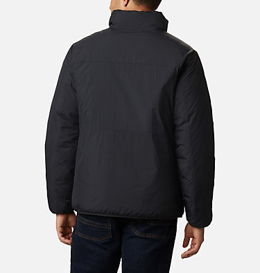 Men's Grand Wall™ Insulated Jacket Grand Wall™ Jacket | 397 | L, Black, back
